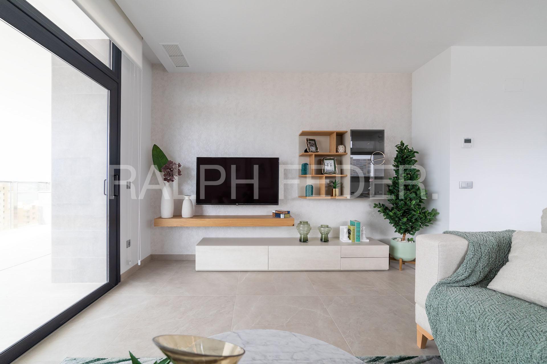 Penthouse in Benidorm