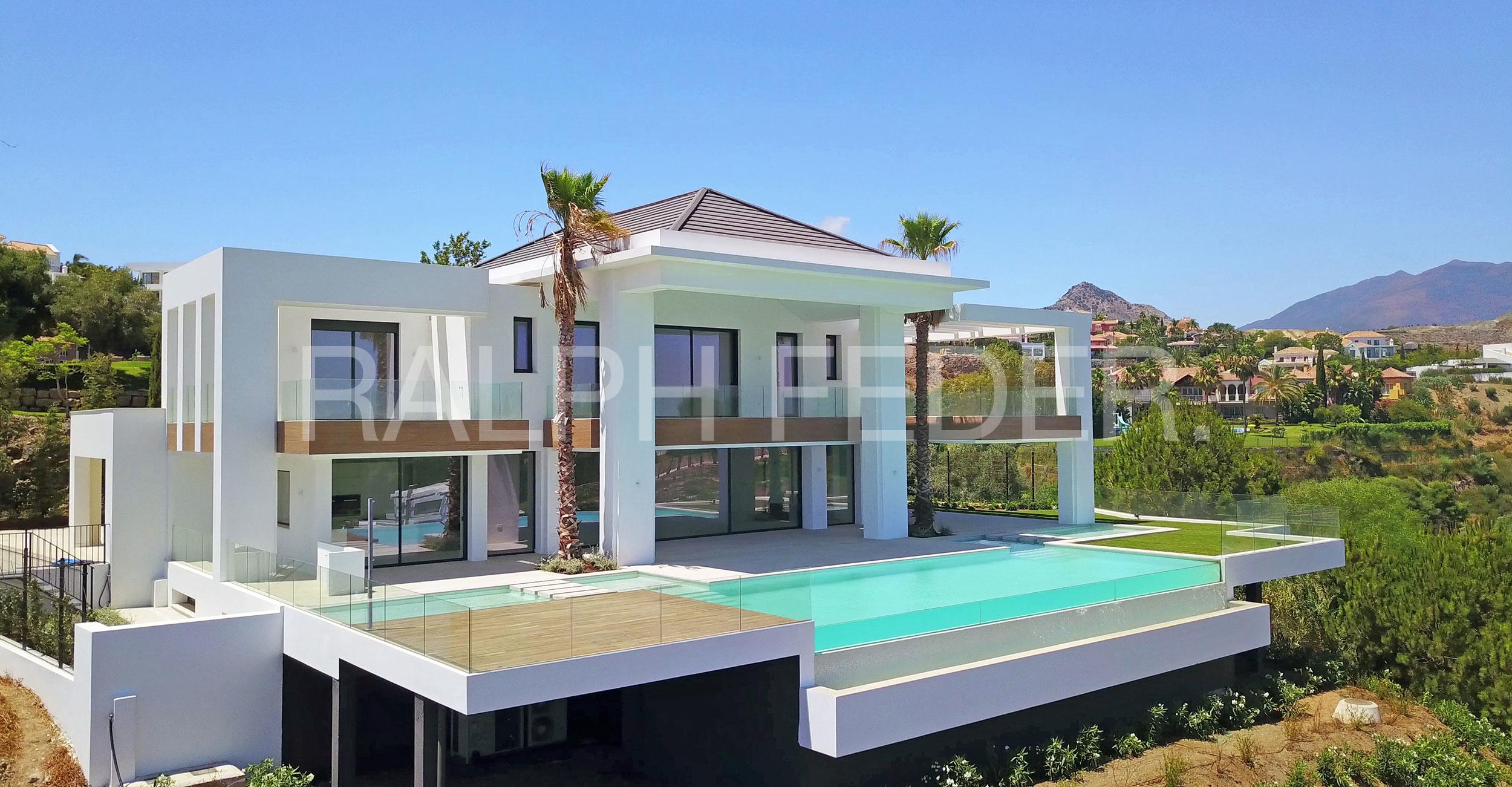 Villa lujo